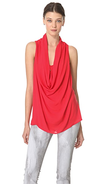 Ella Moss Stella Cowl Neck Top
