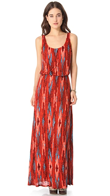 Ella Moss Santa Fe Sleeveless Maxi Dress