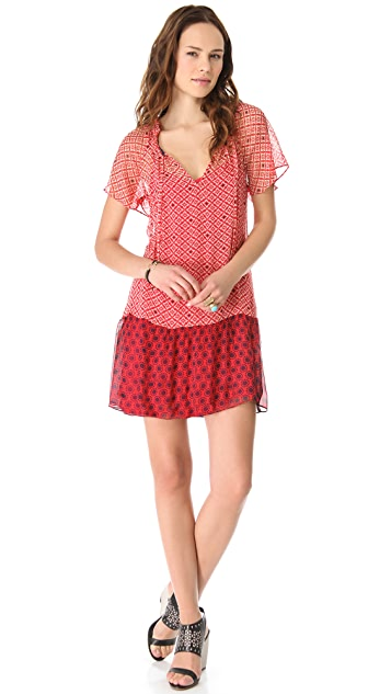Ella Moss Sun Tile Dress