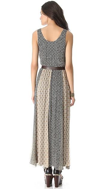 Ella Moss Sun Tile Maxi Dress
