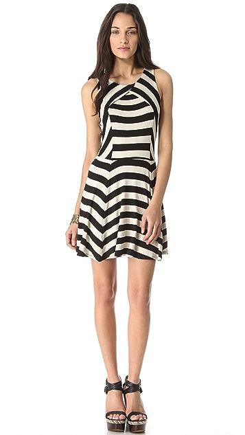 Ella Moss Sam Striped Dress