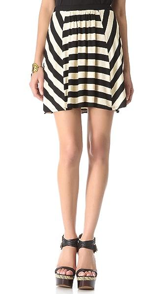 Ella Moss Sam Striped Skirt