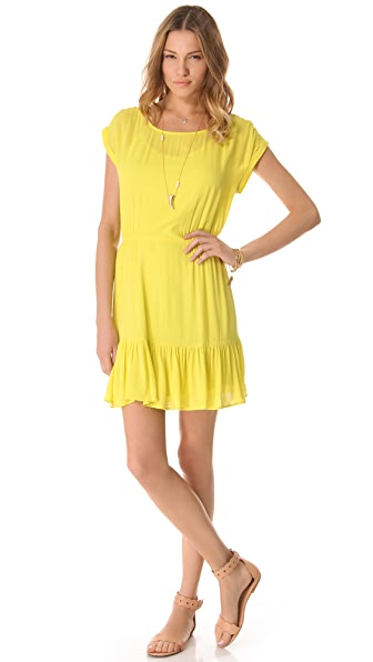 Ella Moss Stella Short Sleeve Dress