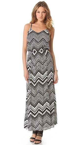 Ella Moss Sunstream Sleeveless Maxi Dress