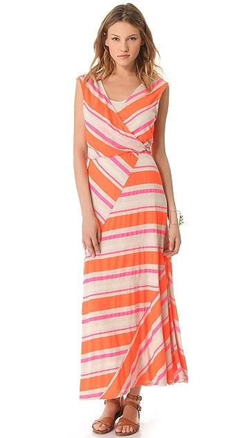Ella Moss Zadie Sleeveless Maxi Dress