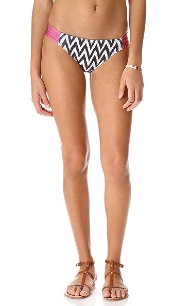 Ella Moss Mazzy Tab Side Bikini Bottoms