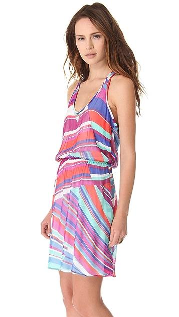 Ella Moss Kaleidoscope Tile Sleeveless Dress