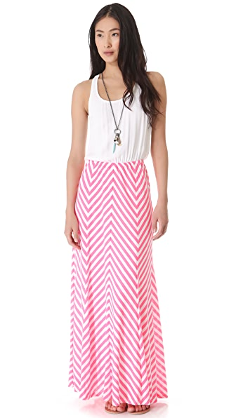 Ella Moss Lila Sleeveless Maxi Dress