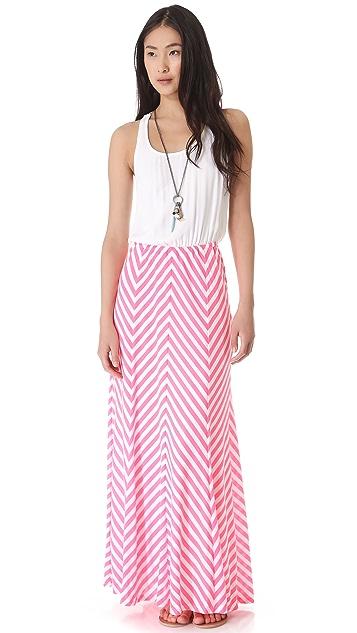 Ella Moss Lila Sleeveless Maxi Dress
