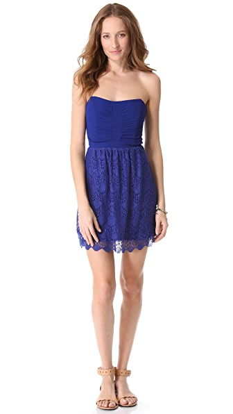 Ella Moss Celeste Strapless Dress