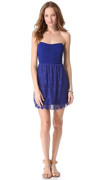 Ella Moss Celeste Strapless Dress
