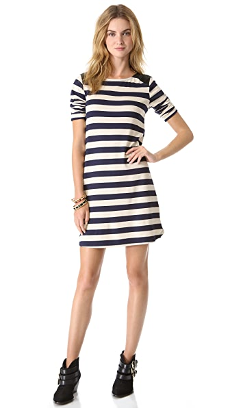 Ella Moss Tabitha Striped Dress