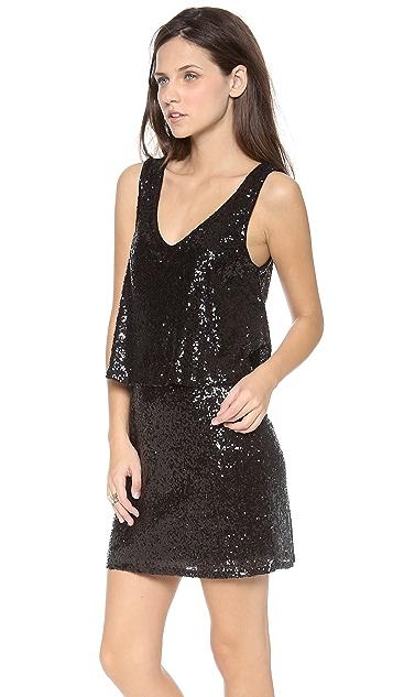 Ella Moss Sheena Sequin Dress