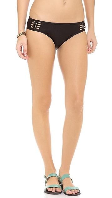 Ella Moss Retro Bikini Bottoms