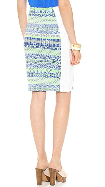 Ella Moss Paz Pencil Skirt
