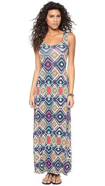 Ella Moss Totem Maxi Dress