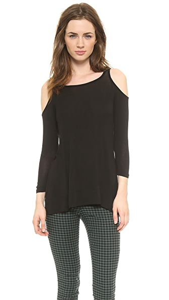 Ella Moss Icon Open Shoulder Top