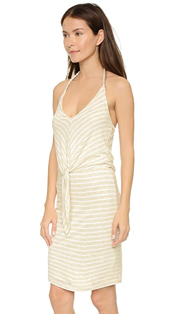 Ella Moss Mateo Stripe Mini Dress
