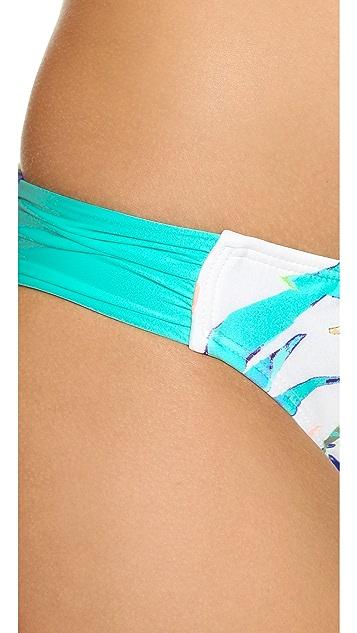 Ella Moss Birds of Paradise Bikini Bottoms