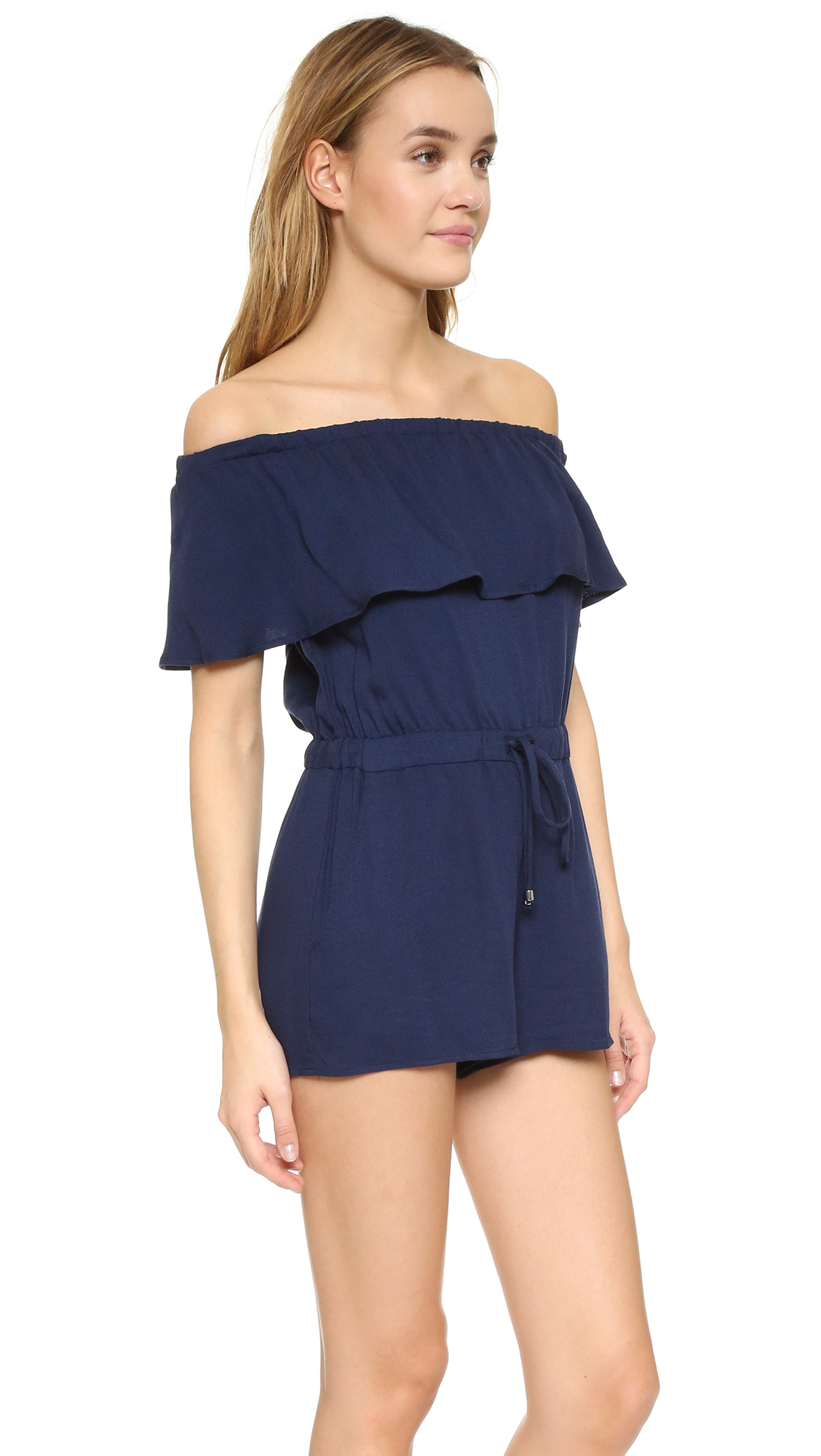31924a05fb0 Ella Moss Stella Off Shoulder Romper
