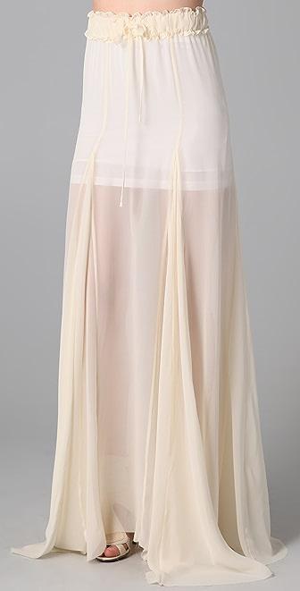 Ellery Canon in D Skirt
