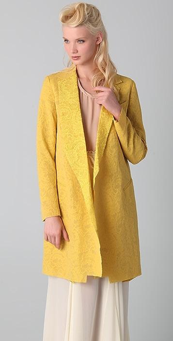 Ellery Julia Misbehaves Lace Jacket