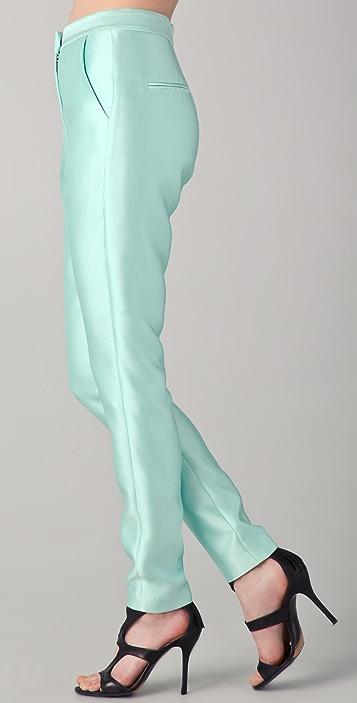 Ellery Scuba Tux Pants