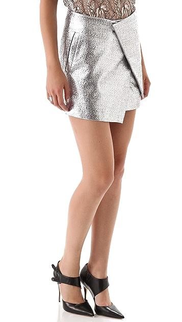 Ellery Ritual Wrap Skirt