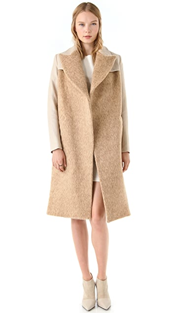 Ellery Classic Long Trench Coat