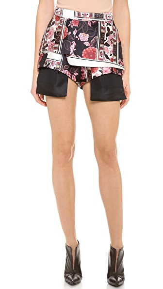 Ellery Signature Hot Pants