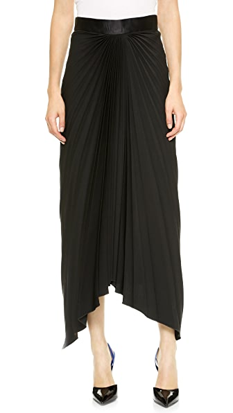 Ellery Cruella De Ville Pleated Skirt