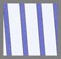 Blue/White Pinstripe