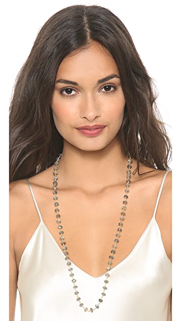 Ela Rae Diana Disc Necklace