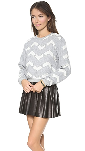 endless rose Long Sleeve Sweatshirt