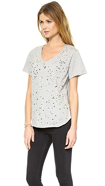 endless rose Cut Out T-Shirt