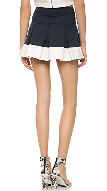 endless rose Pleated Skirt