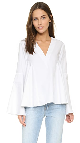 endless rose Belle Blouse - Off White