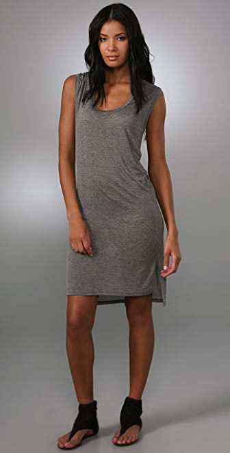 Enza Costa Loose Sleeveless Dress