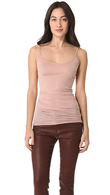 Enza Costa Long Layering Tank