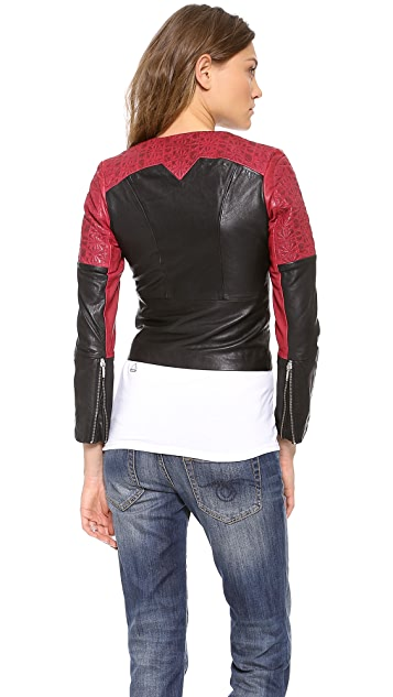ElevenParis Larke Biker Jacket