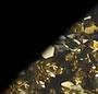 Black/Gold Confetti