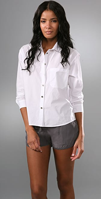 Equipment Adelaide Blouse
