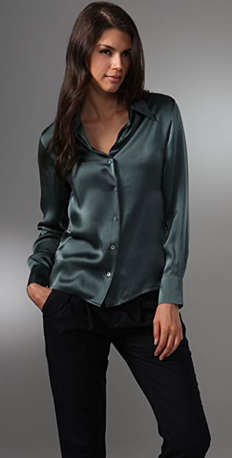Equipment Fanfare Blouse