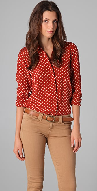 Equipment Cuatro Puntos Quinn Blouse