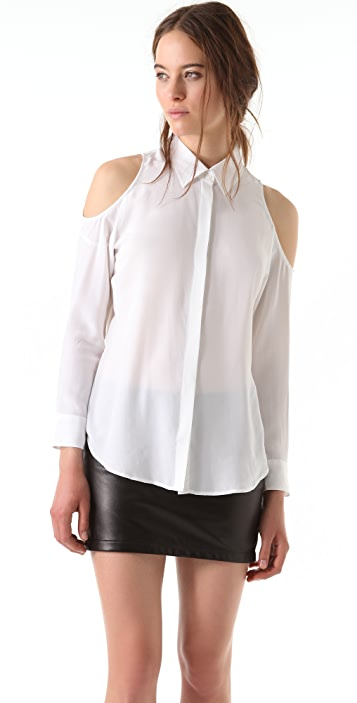 Equipment Nixie Blouse