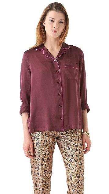 Equipment Avery Pajama Top