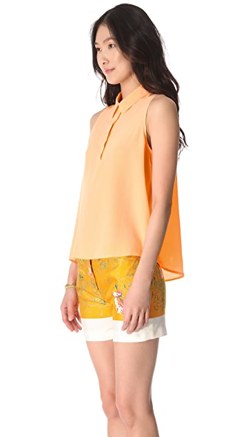 Equipment Francis Sleeveless Top