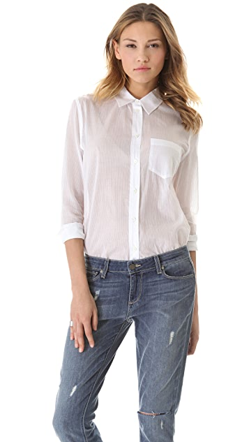 Equipment Reese Button Down Blouse