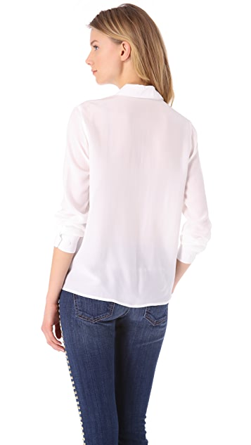 Equipment Everett Blouse