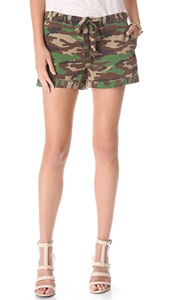 Equipment Lillian Pajama Shorts